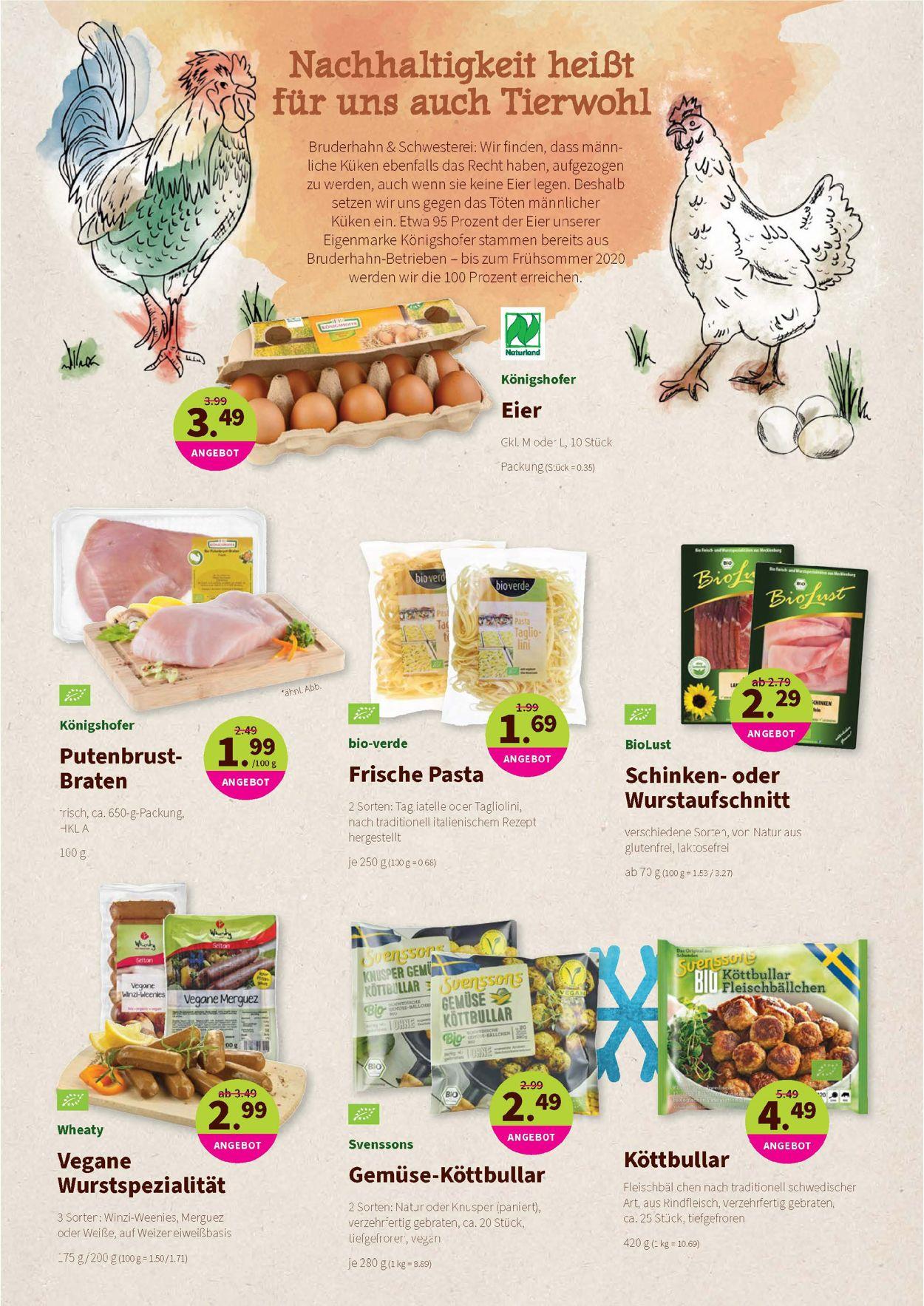 Prospekt Denn's Biomarkt vom 29.01.2020