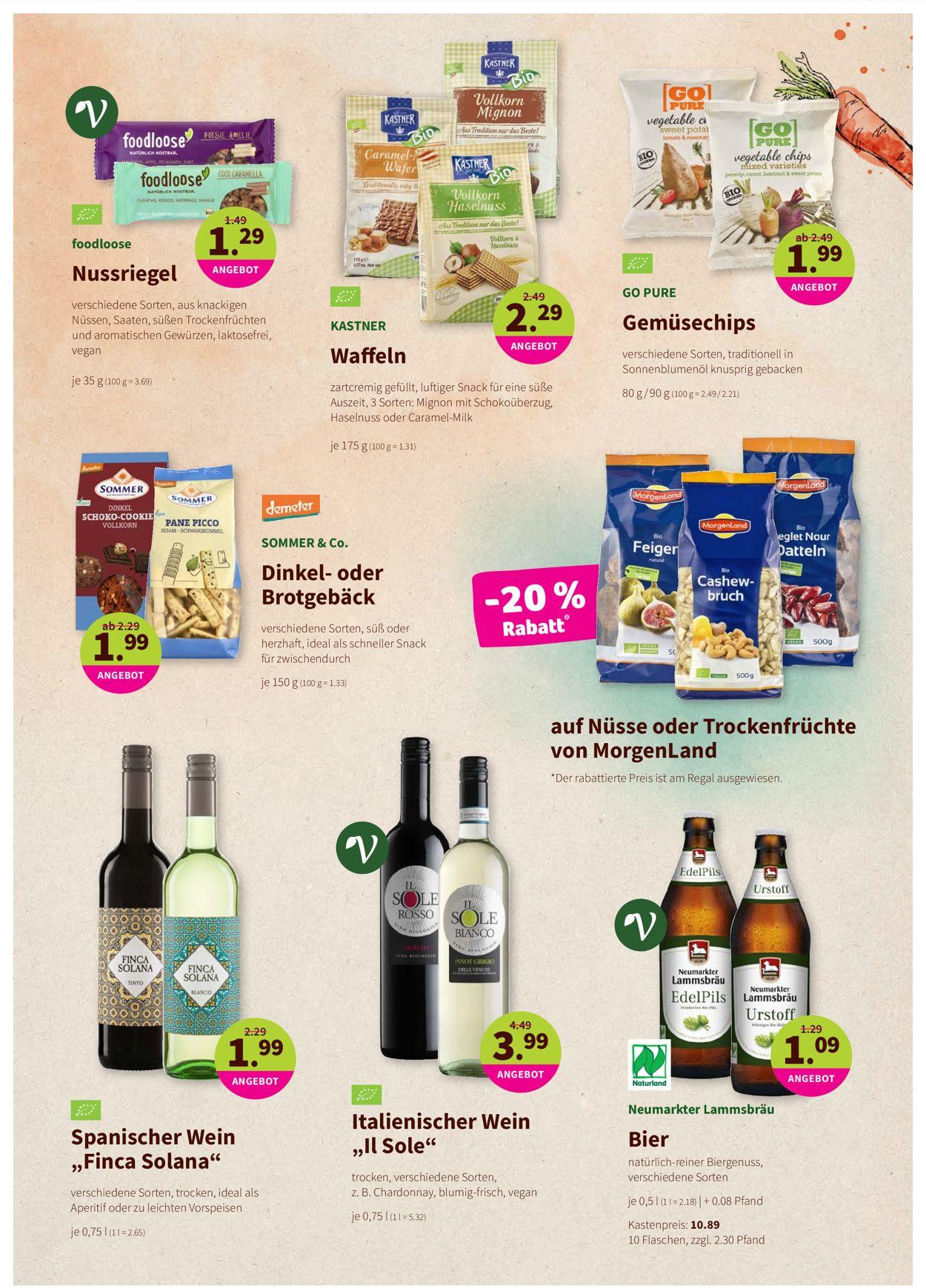 Prospekt Denn's Biomarkt vom 17.02.2021