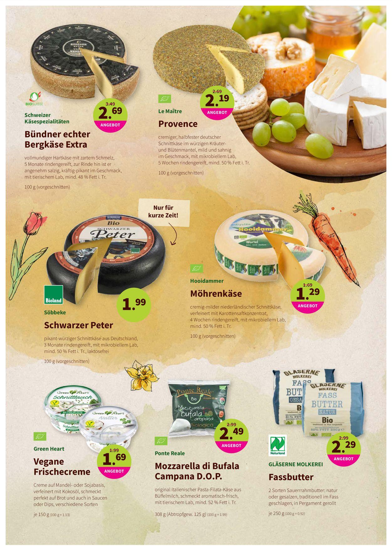 Prospekt Denn's Biomarkt Ostern 2021 vom 29.03.2021