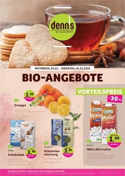 Aktueller Prospekt Denn's Biomarkt