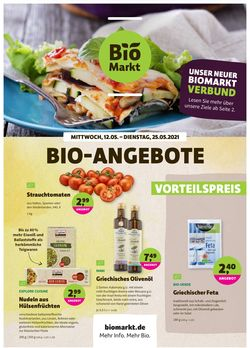 Prospekt Denn's Biomarkt vom 12.05.2021