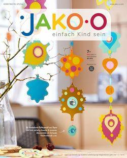 Prospekt JAKO-O vom 01.09.2020