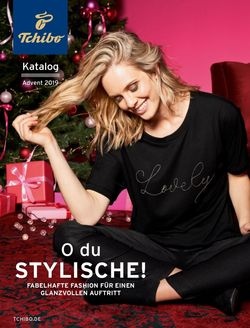 Tchibo - Katalog Advent 2019