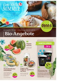Prospekt Denn's Biomarkt vom 19.06.2019