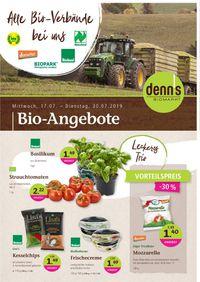 Prospekt Denn's Biomarkt vom 17.07.2019