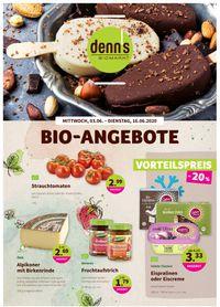 Prospekt Denn's Biomarkt vom 03.06.2020
