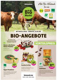 Prospekt Denn's Biomarkt vom 09.06.2021